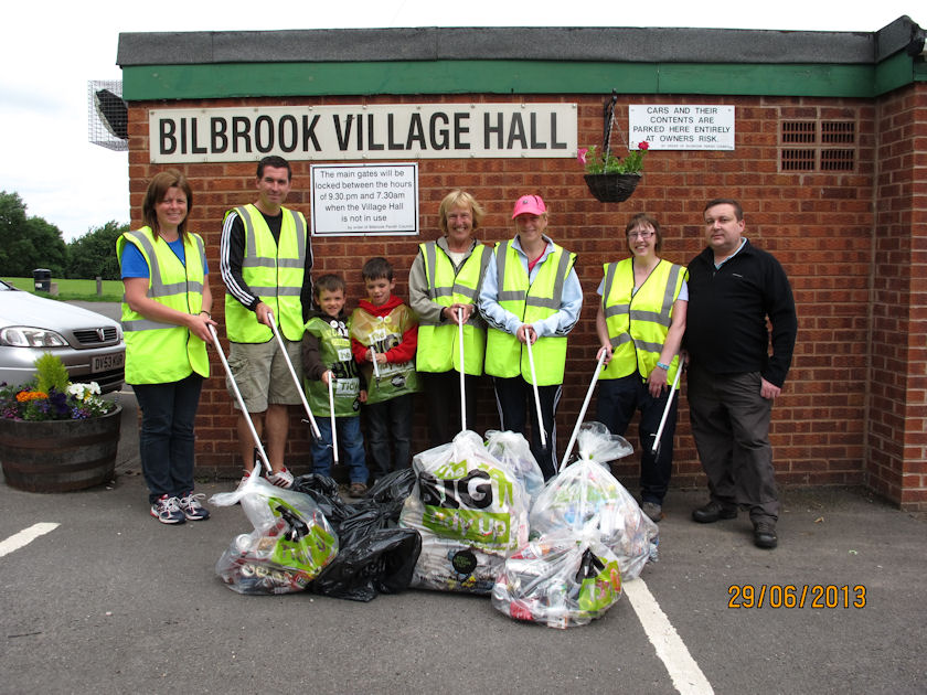Example image of Community Litter Picks